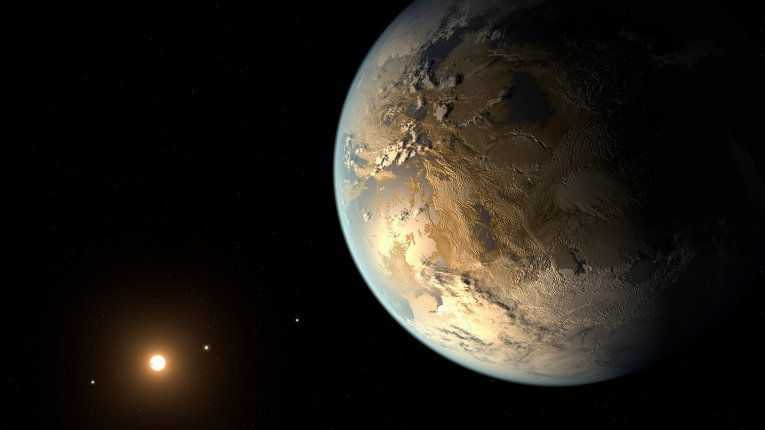 Предполагаемая Луна экзопланет