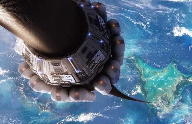 Предполагаемые варианты космического лифта