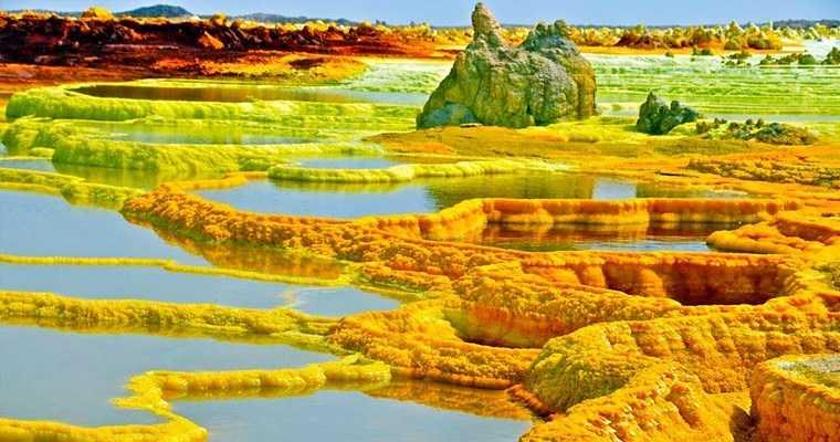 Пустыня Данакиль