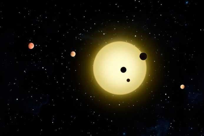 Сколько экзопланет могут быть в Солнечной системе