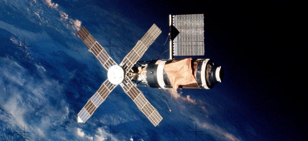 Космическая станция Скайлэб