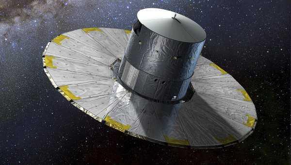 Gaia Teleskop