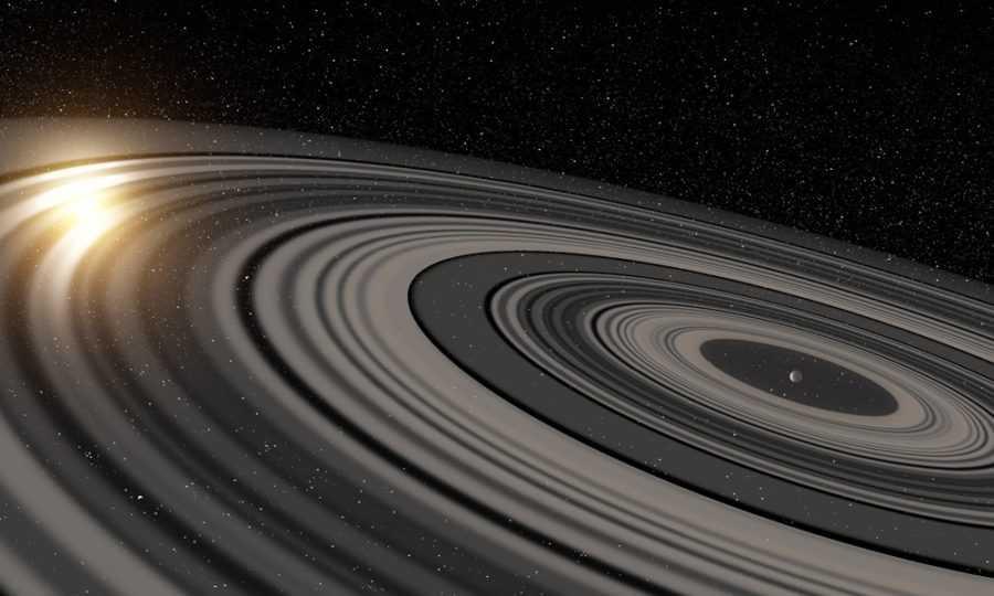 Звезда J1407b