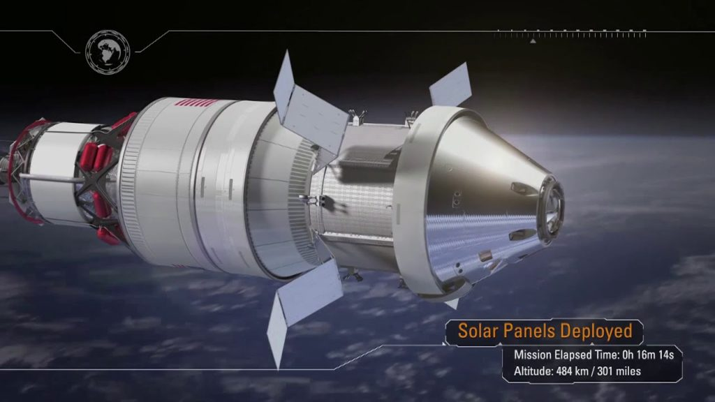 Exploration Mission-1