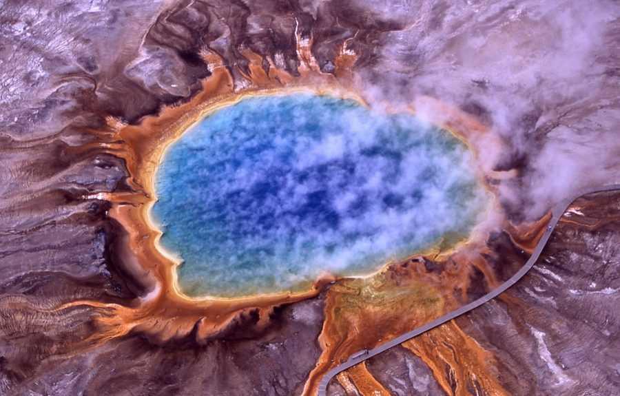 Впервые археи были обнаружены в экстремальных местах обитания — горячих вулканических источниках