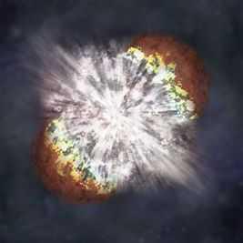 SN 2006gy — необычно яркая сверхновая, вспышка которой наблюдалась 18 сентября 2006 года в галактике NGC 1260 Источник-https://ru.wikipedia.org/wiki/SN_2006gy