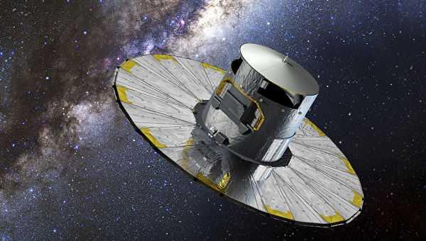 Телескоп Gaia
