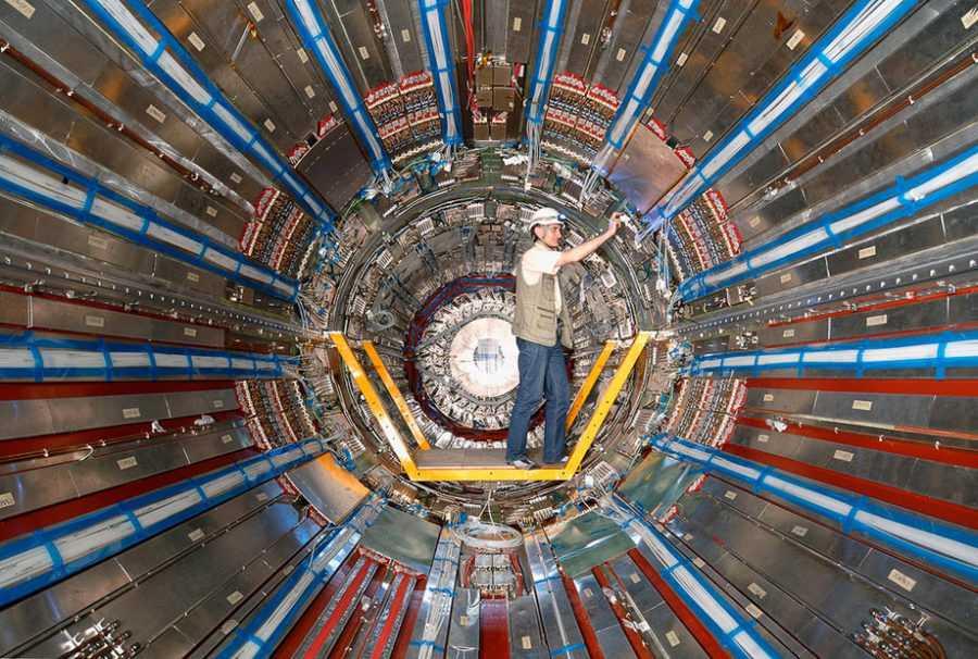Процесс настройки большого адронного коллайдера