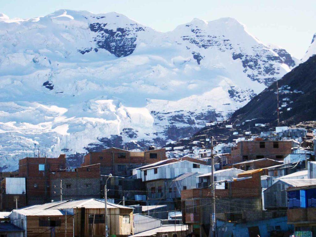 Деревня Ла-Ринконада, Перу