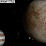 Трещины на Европе вызваны магнитным полем Юпитера?