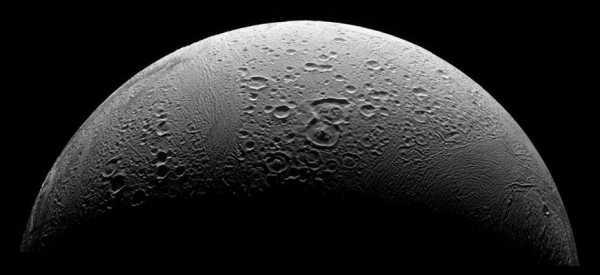 Энцелад спутник сатурна интересные факты